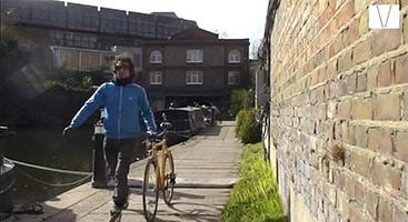 andar de bike em londres
