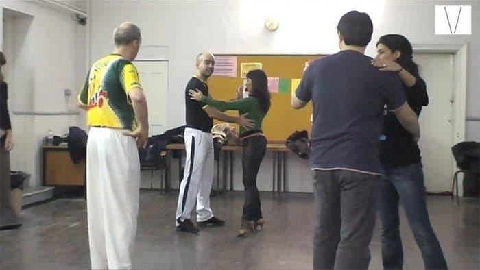 aula de dança com gladys cavalcante