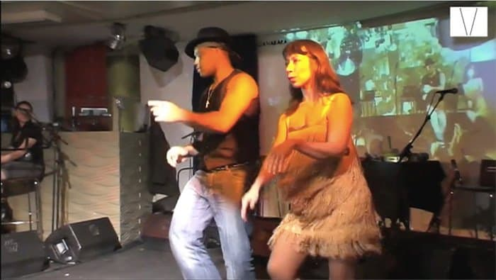 aula de dança brasileira em londres