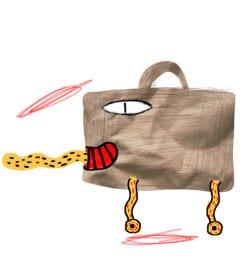 ilustraçãao ebook 50 dicas de quem viaja
