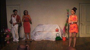 teatro brasileiro em londres