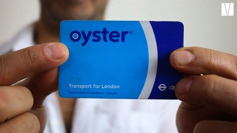 como usar o oyster card