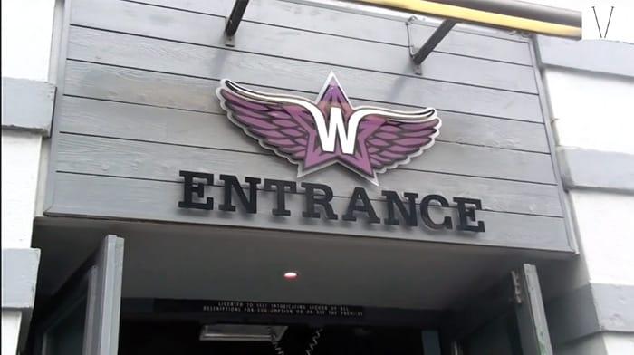 entrance brighton