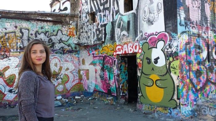 Grafite em Berlim