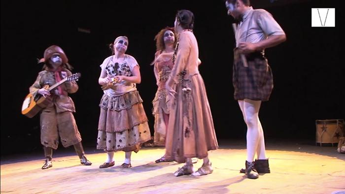 festival de teatro em londres