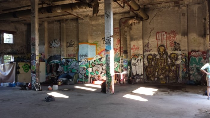 grafite e arte de rua em berlim