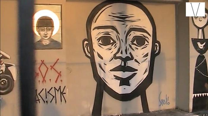 arte de rua em paris