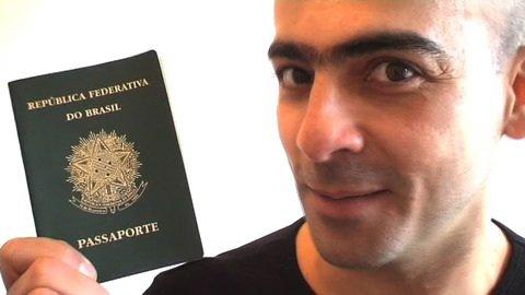 papeis e documentos em uma viagem internacional