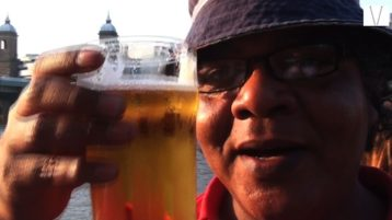 pubs na beira do rio tâmisa
