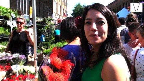 mercado das flores em londres