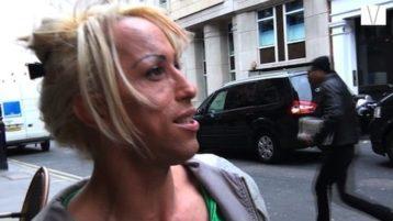 história de uma transexual brasileira em londres