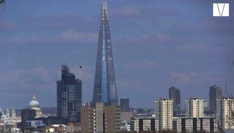prédio mais alto da europa