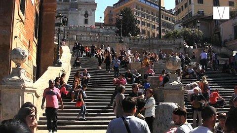 lugares em roma