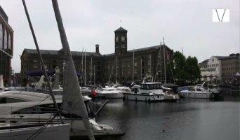 st katharine dock's