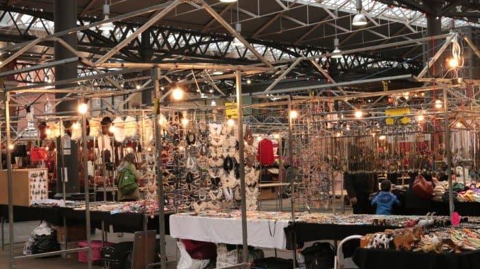 visita ao spitalfields market