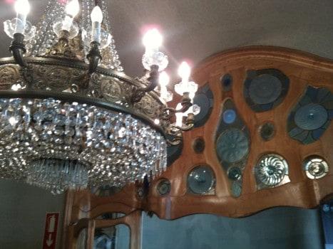 Casa Battló de Gaudi