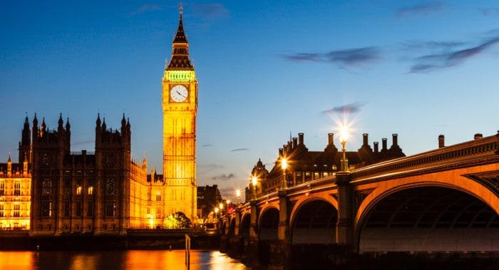 Londres é um dos destinos mais procurados por quem quer aprender inglês