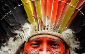 19 de abril é o dia do Índio no Brasil