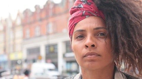 Maria Santos em Brixton