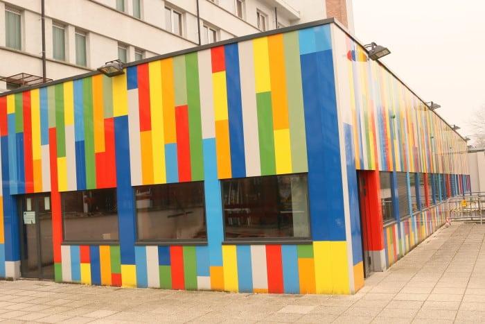 Restaurante da Universidade Livre de Bruxelas