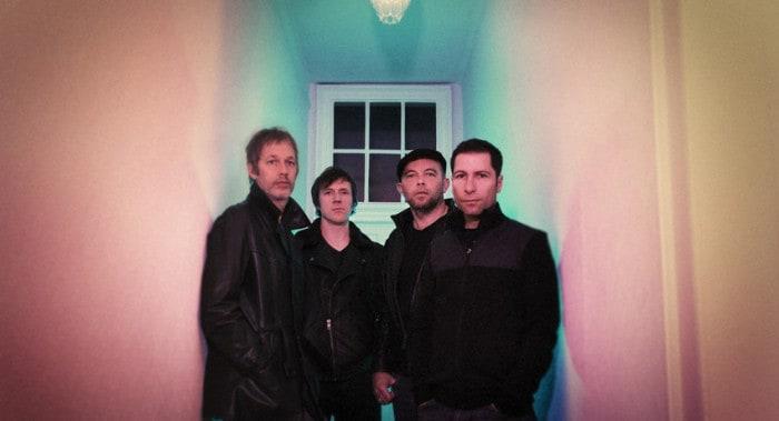 Banda de rock inglesa Ride, formada em 1988, volta aos palcos e é destaque no Field Day