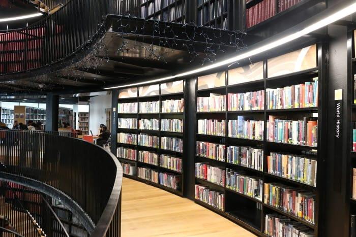 Biblioteca Pública de Birmingham
