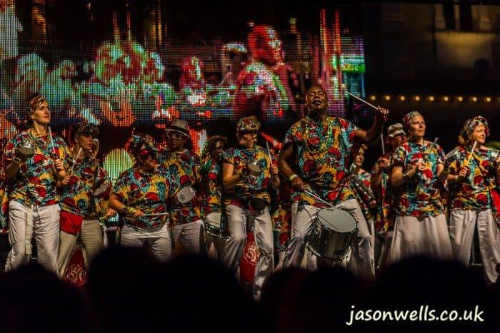 Brazilica Carnaval Liverpool