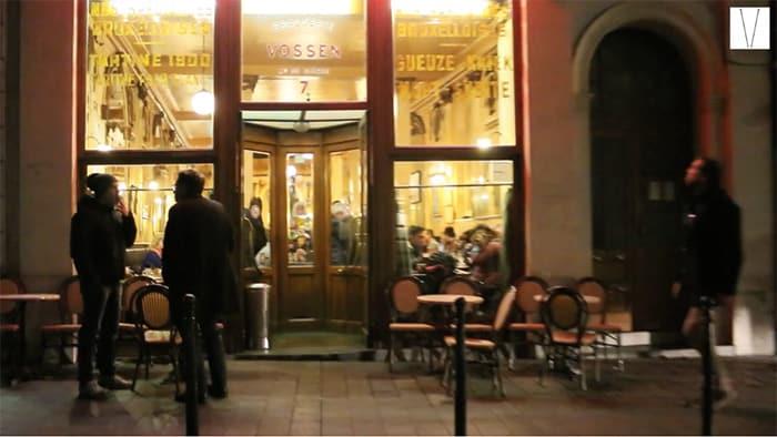 bares em bruxelas