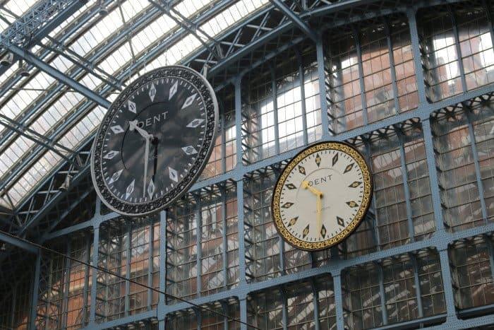 Estaçnoes de trem históricas de Londres