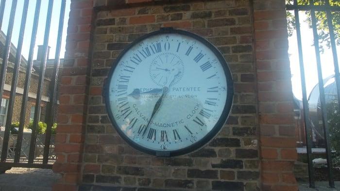 Hora de Greenwich