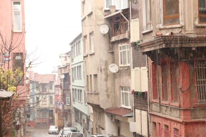 Bairro de Fatih Istambul