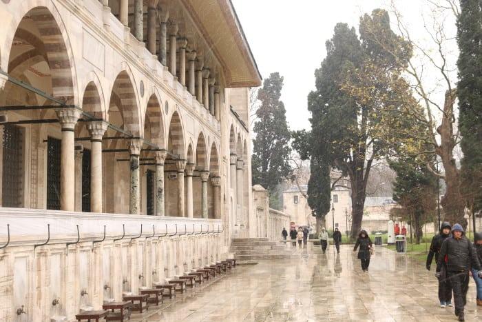 Mesquita Süleymaniye Istambul