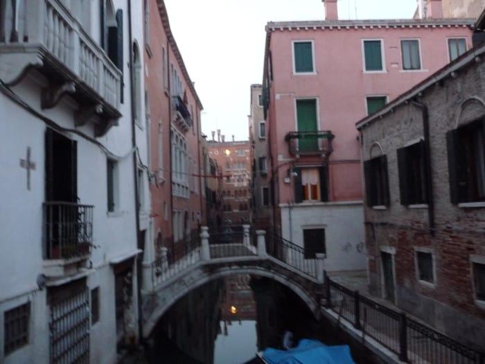 passeio por veneza
