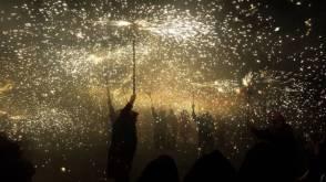 A maior festa de Barcelona