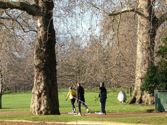 Conhecendo e curtindo o Hyde Park