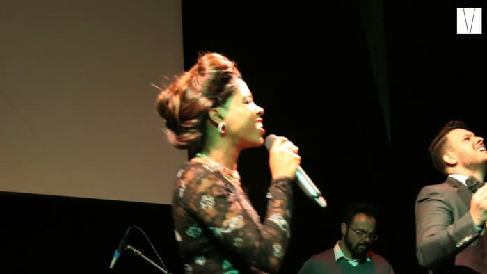 cantora miss marley em londres
