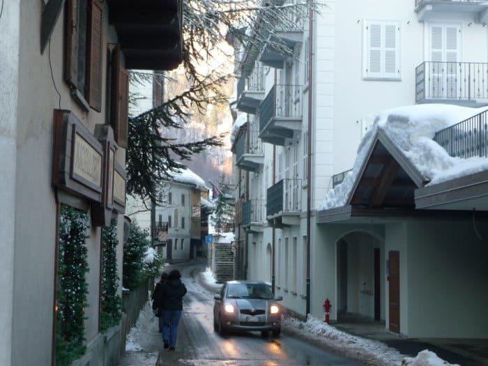 lugares para visitar no inverno europeu