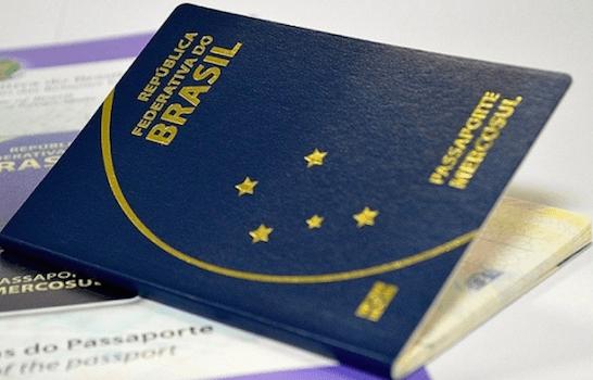 novo passaporte em londres