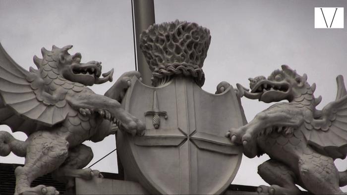 símbolo da city of london