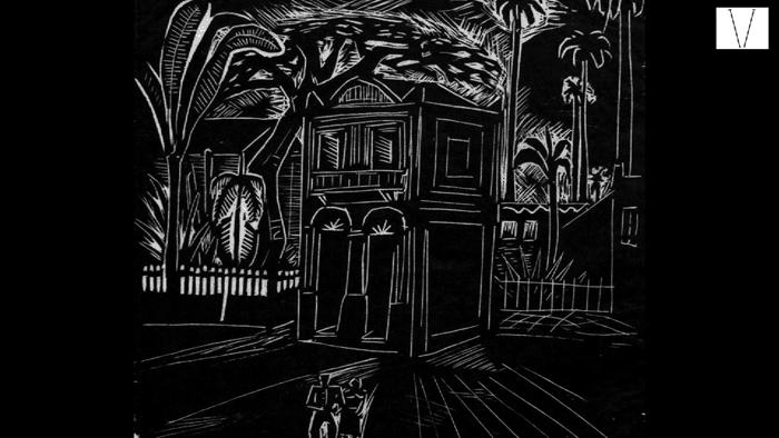 A arte de Oswaldo Goeldi
