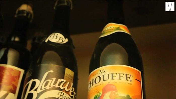 tour da cerveja belga em bruxelas