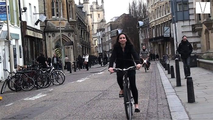 um passeio pela universidade de cambridge de cristina ariani