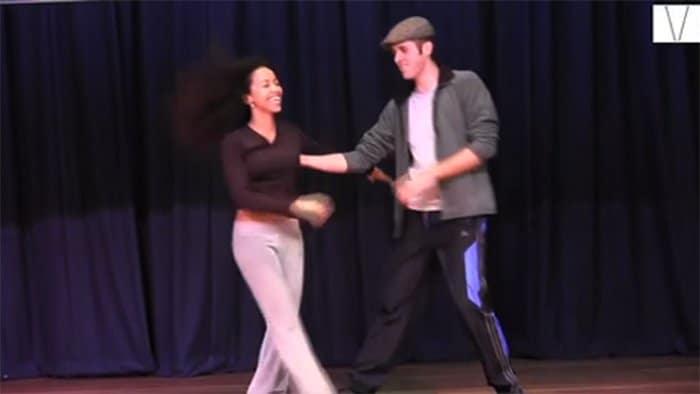 dançarinos brasileiros em londres