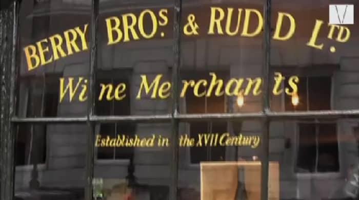 Berry Bros em St James