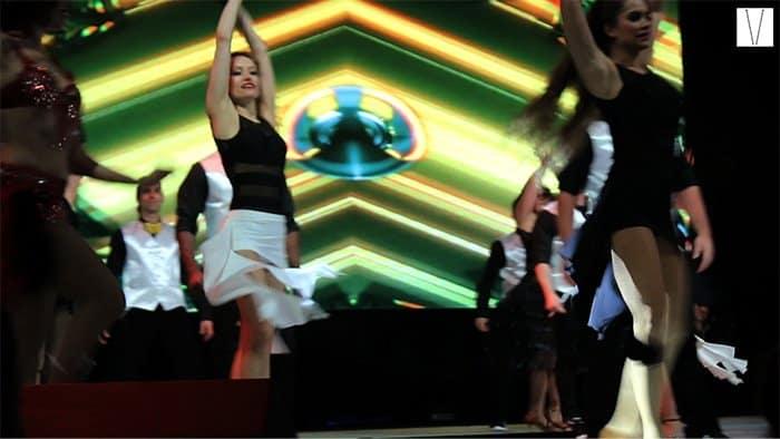 dança brasileira no move it