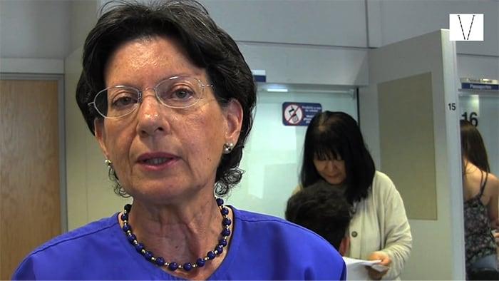 Maria de Lujan Caputo Winkler consul geral do Brasil em Londres