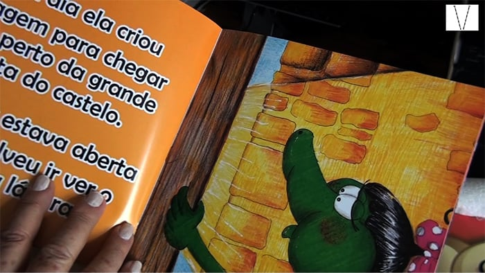 livro espírita para crianças