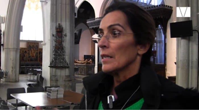 história da St Helen's Bishopgate