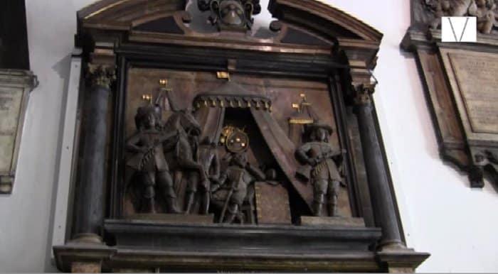 Conhecendo a St Helen's Bishopgate