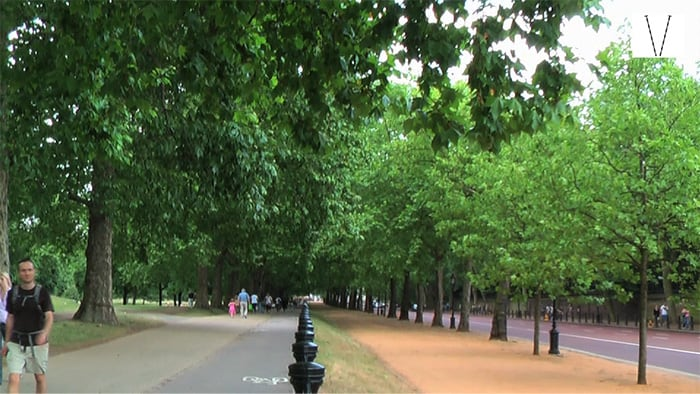 St James Park em Londres